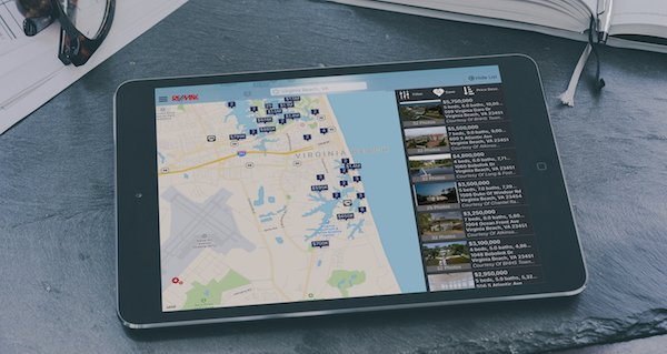 Apartment Search iPad App